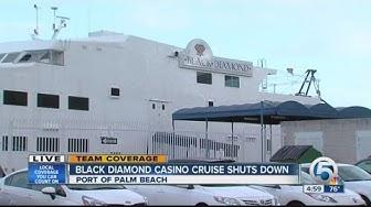 Black Diamond Casino Cruise shuts down