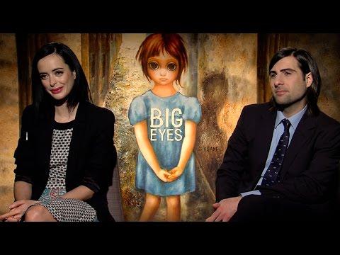 Krysten Ritter and Jason Schwartzman Interview: Big Eyes, Marvel's A.K.A Jessica Jones and More