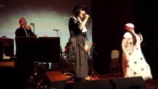 Bianca Casady & the C.I.A. Road Kill live Dampfzentrale Bern 21. 11. 2015