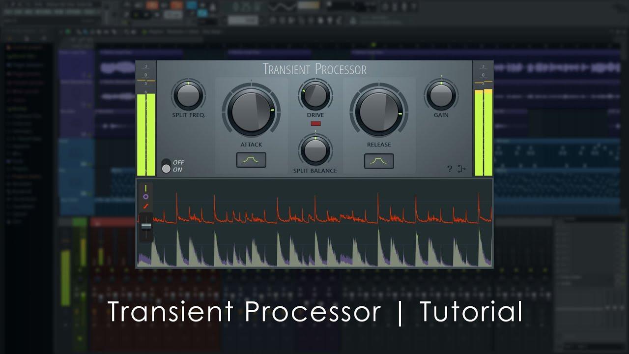 Transient Processor - Effect