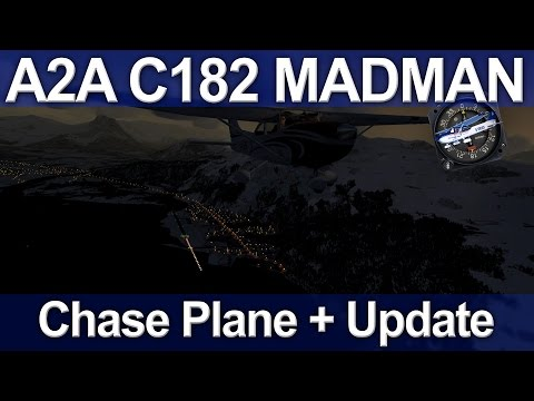 A2A C182 MADMAN and Channel Update