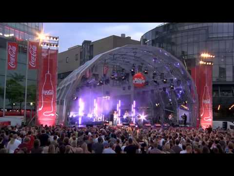 Sunrise Avenue - Forever Yours (live @ Coke Sound Up)