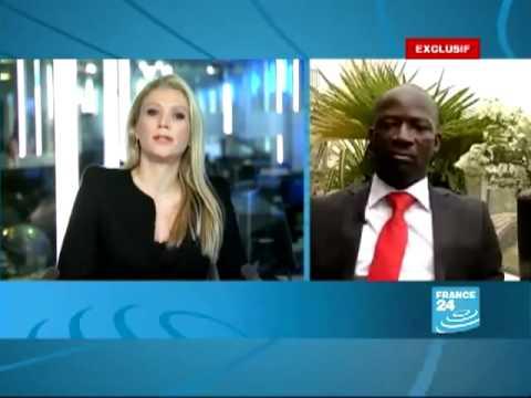 Ble Goude sur France24