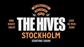 The Hives - World Wide Web World Tour - Stockholm