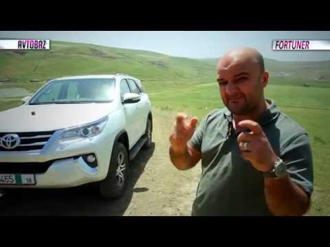 Avtobaz #40 - Toyota Fortuner (2016)