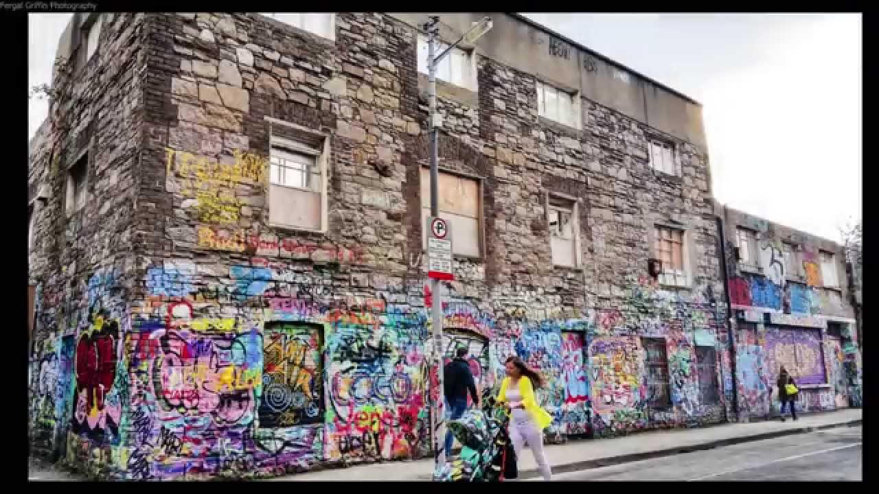 U2 graffiti wall location - U2 Studio Demolition Windmill Lane Dublin