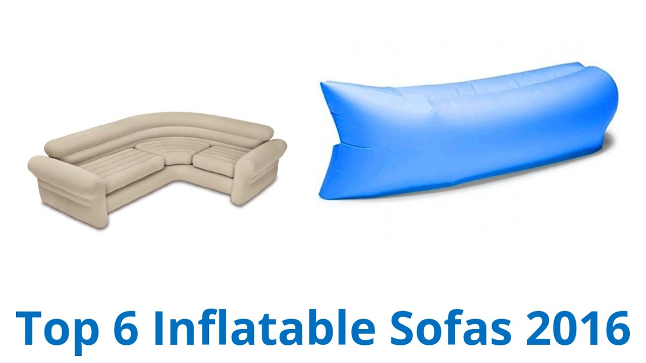 6 best inflatable sofas 2016 for Best sofas 2016