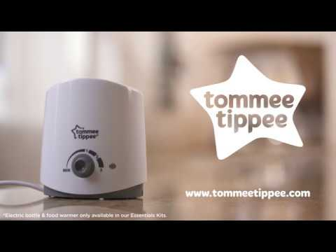 tommee tippee bottle warmer instructions video