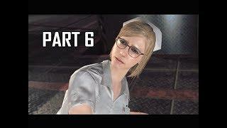 METAL GEAR SURVIVE Walkthrough Part 6 - Nurse (PS4 Pro 4K Let's Play)