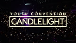 #PDYMBestWeekend Candlelight Service