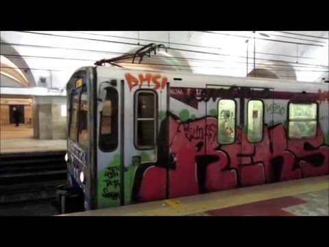 Metro in Rome/Roma/Rom - Metropolitana di Roma - Római metró - ATAC