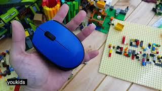 review mouse logitech m171