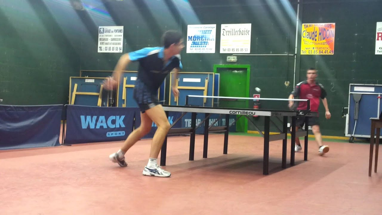 Wack Sport Tennis De Table Tennis De Table Fftt 5