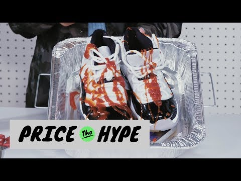 Complex Competes for Air Jordans | Price The Hype