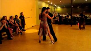 Tango Lesson: Forward Boleo But Not From Forward Step