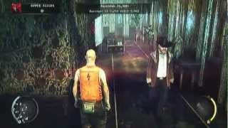 Hitman Absolution Messuring Tape & Film Reel locations - Terminus