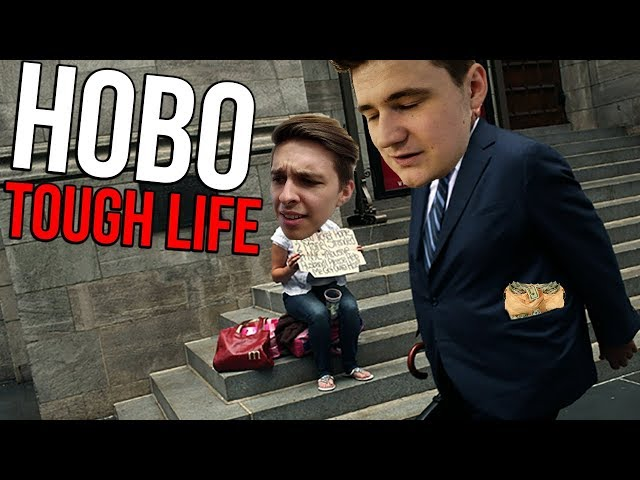 BOHÁČ BAX | Hobo: Tough Life #4