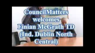 Finian McGrath - Independent TDs supporting Independent Candidates in €lections2014!