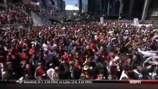 Raptors 2014 PLAYOFFS: R1G1 vs. Nets