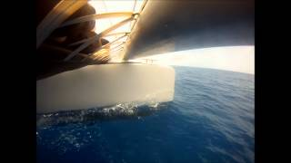 GoPro Catamaran Sailing in Hawaii