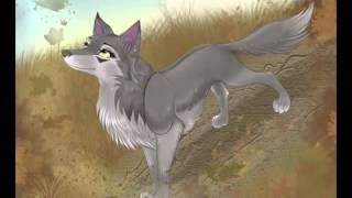 волки аниме клип