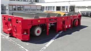 Самоходная электроплатформа HUBTEX SFB -  внутрипроизводственный транспорт для перевозки грузов(Электрические тележки, платформы HUBTEX SFB - автоплатформы для перевозки грузов до 63 тонн Полностью автоматич..., 2015-08-07T07:24:52.000Z)