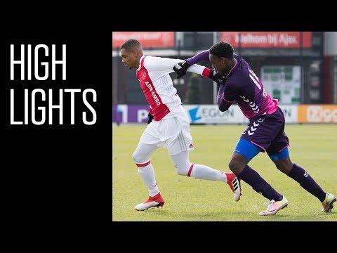 Highlights Ajax O19 -  FC Utrecht O19