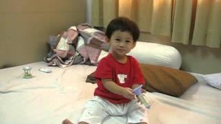 Phim | Bé 7 tháng tuổi có nhiều kỹ năng.Pana có tài. | Be 7 thang tuoi co nhieu ky nang.Pana co tai.