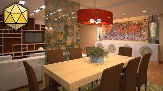 видео Бильярдный дизайн интерьера в Восточном стиле