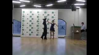 Школа Танцев Евгения Папунаишвили.Зачет 5 апреля 2015 г.