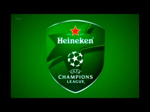 UEFA Champions League Final Madrid 2010 Intro - Heineken & UniCredit