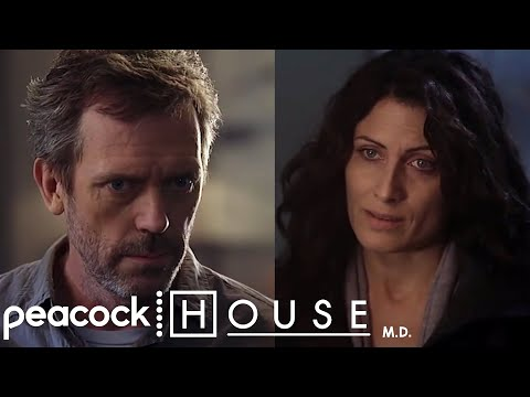 Cuddy And House Break Up   House M.D.