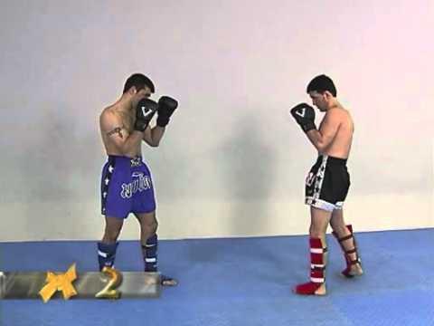 Contre-attaquer au Kick