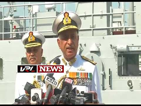 Indian Navy commissioned INS Tarasa || Girish Luthara