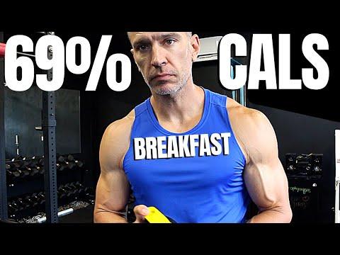 Big Breakfast Is Better | New Research