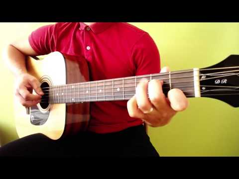 Forever Young - Alphaville - Beginner Fingerstyle Song Arrangement