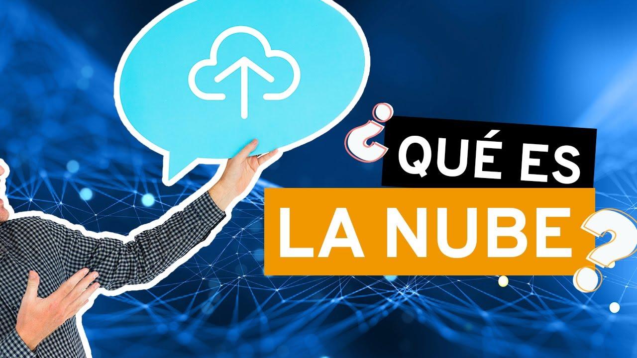 Qué Es La Nube Cómo Funciona El Almacenamiento En La Nube Aplimedia Youtube