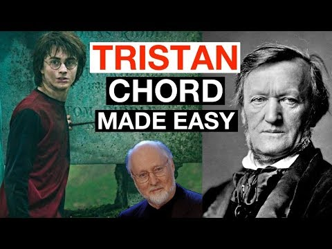Harry Potter And The TRISTAN Chord [Music Theory]