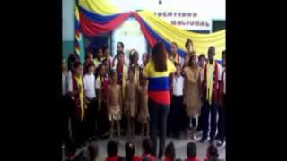 """HIMNO NACIONAL DE VENEZUELA EN WARAO, en las voces de """"Totumas Voces Cantoras"""""""