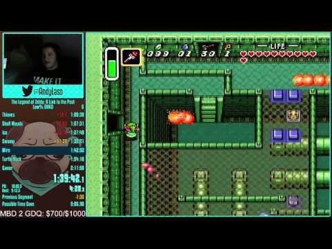 A Link to the Past | Low% OHKO | 3:04:23