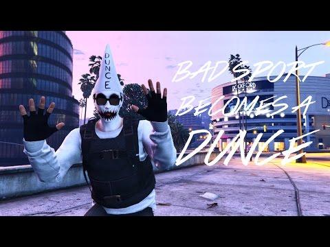 II BADSPORT IIV GOES TO BAD SPORT  GTA 5 ONLINE - YouTube