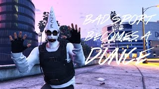 II BADSPORT IIV GOES TO BAD SPORT | GTA 5 ONLINE