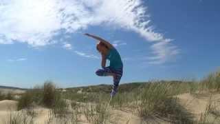 Yoga Demo: Vrksasana (Tree Pose) - three variations