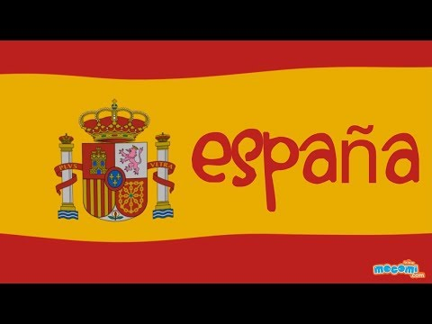 Spain - Fun Fact Series EP45 | Mocomi Kids