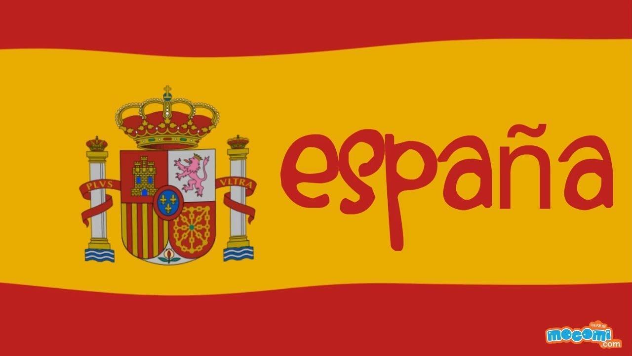 Spain - Fun Fact Series EP45 | Mocomi Kids - YouTube