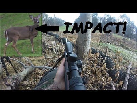 Last Day Success! – BUCK DOWN – PA Rifle Deer Hunting 2020