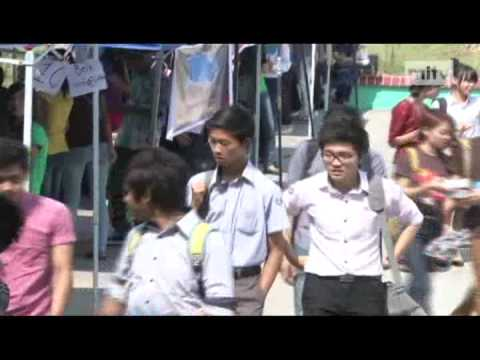 mitv - Unity Fair: Maritime University Welcomes Students & Teachers