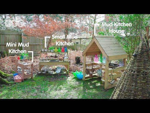 Mud Kitchens from TTS Group