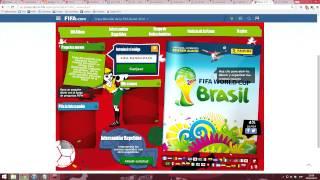 Códigos álbum virtual FIFA World Cup Brasil 2014 [Actualizado]
