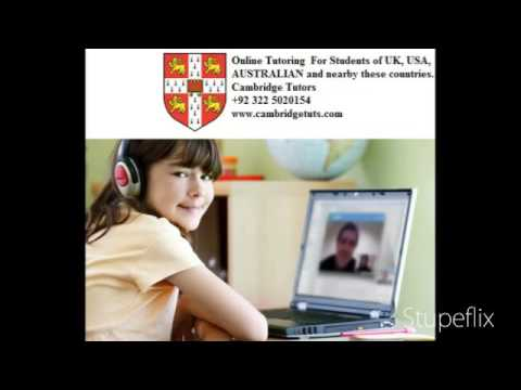 Online Tutoring  For Students of UK, USA, AUSTRALIAN and nearby these countries.